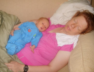 Recover from Fibromyalgia and improve reproductive health  The #1 Food for Energy Leah and new baby