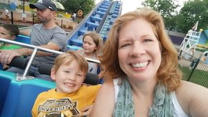 Roller Coasters with my Son this Summer!  summer You're Not Going to Believe the Summer I Had Roller Coasters with my Son