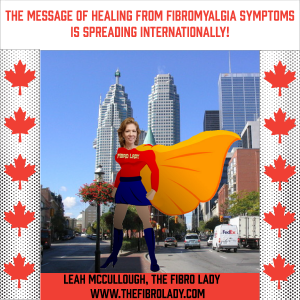 The Fibro Lady is now an International Speaker international speaker The Fibro Lady is an International Speaker Leah International