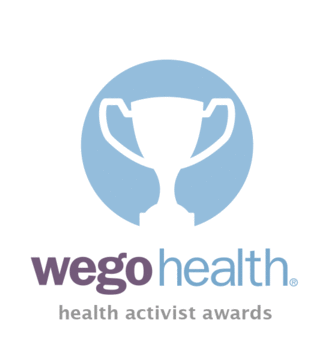 Vote for The Fibro Lady!  Nominated for the WEGO Health Activist Award - Vote Until Jan 31. Screen Shot 2015 01 16 at 7