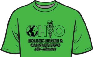 Ohio Holistic Health and Cannabis Expo  Where's Leah? OHHCE
